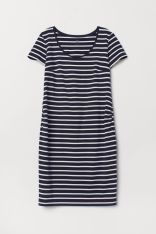 h&m jersey dress 3